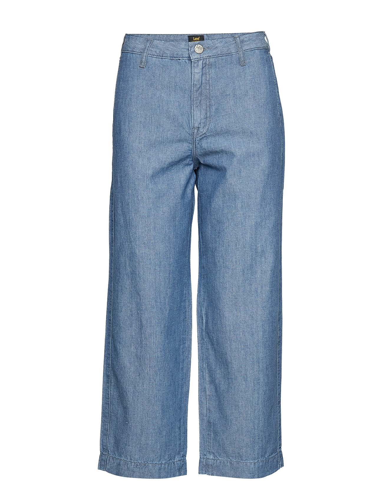 Lee Jeans WIDE LEG - CHAMBRAY