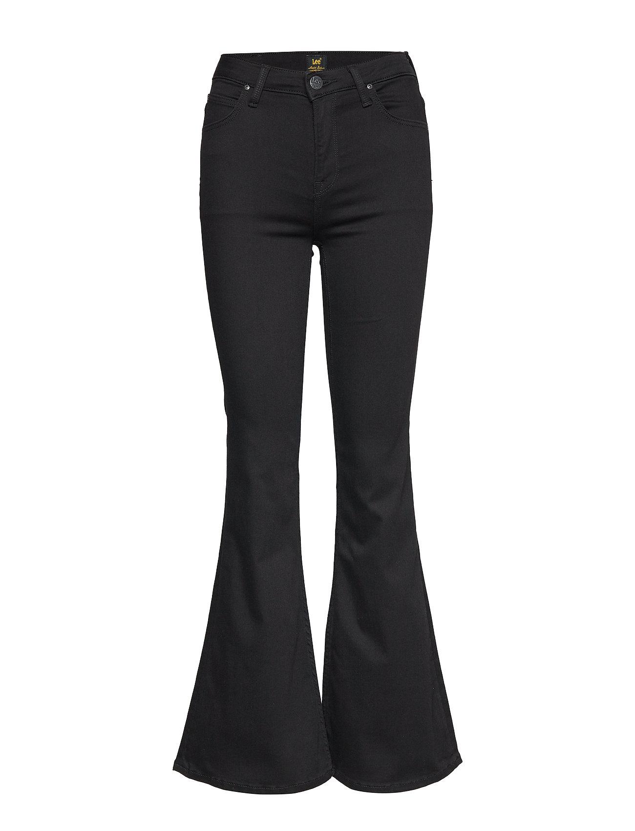 Lee Jeans BREESE - BLACK RINSE