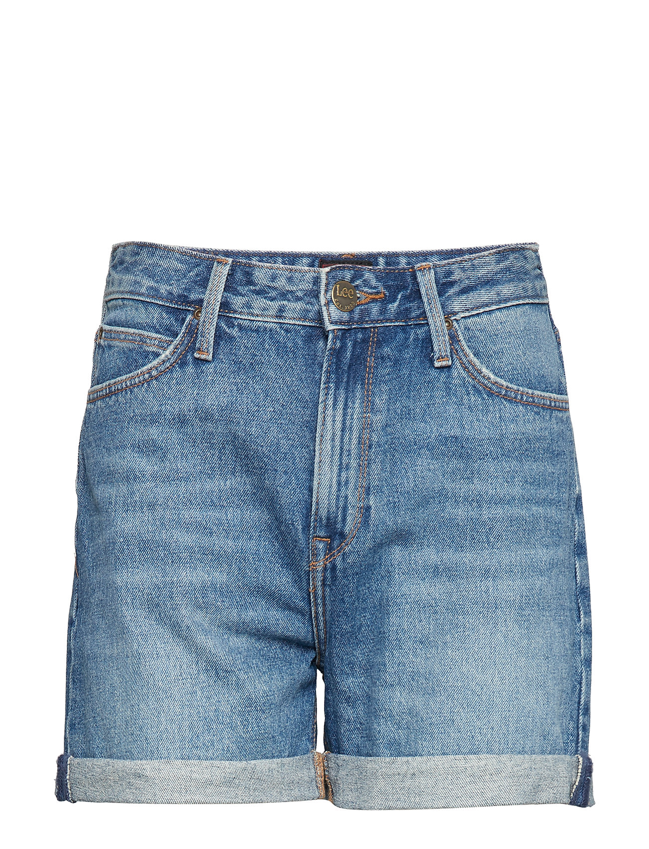 Lee Jeans MOM SHORT - GET BLUE