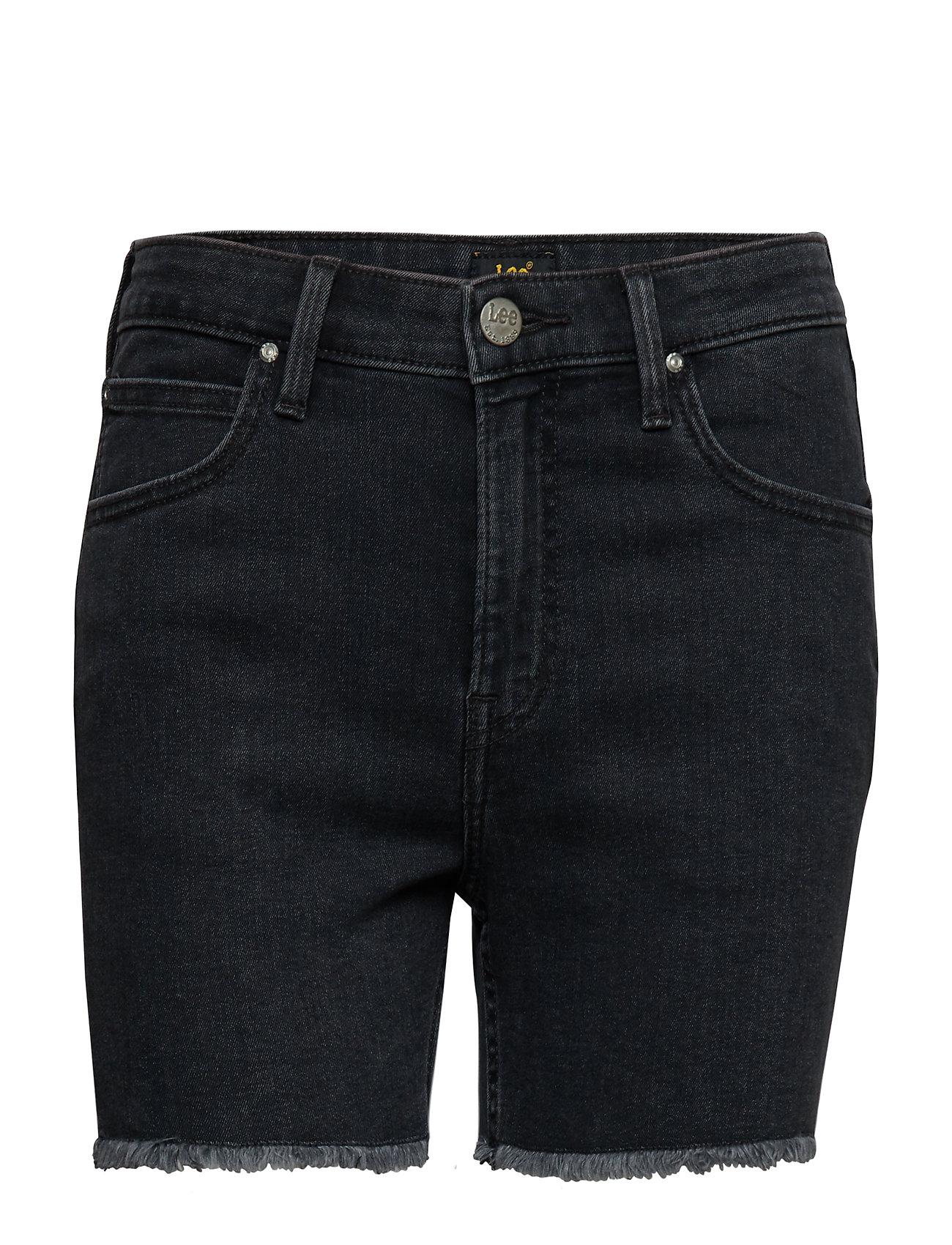 Lee Jeans BOYFRIEND SHORT - PITCH