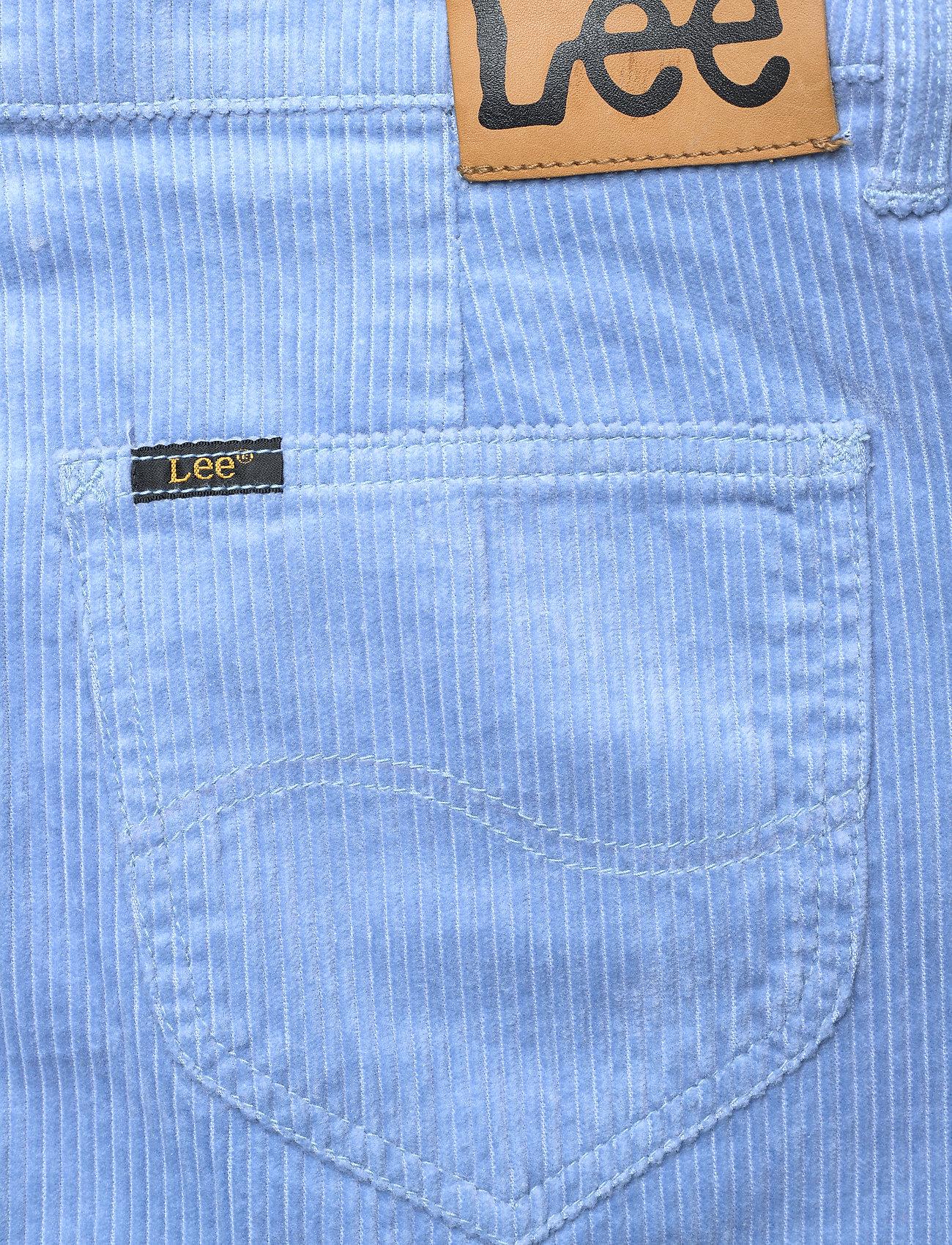 Lee Jeans A LINE SKIRT - Spódnice FROST BLUE - Kobiety Odzież.