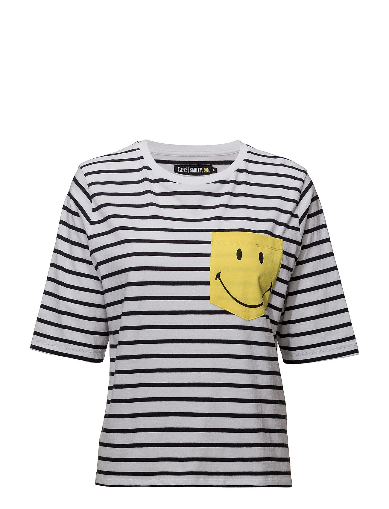 Lee Jeans SMILEY POCKET T Ögrönlar