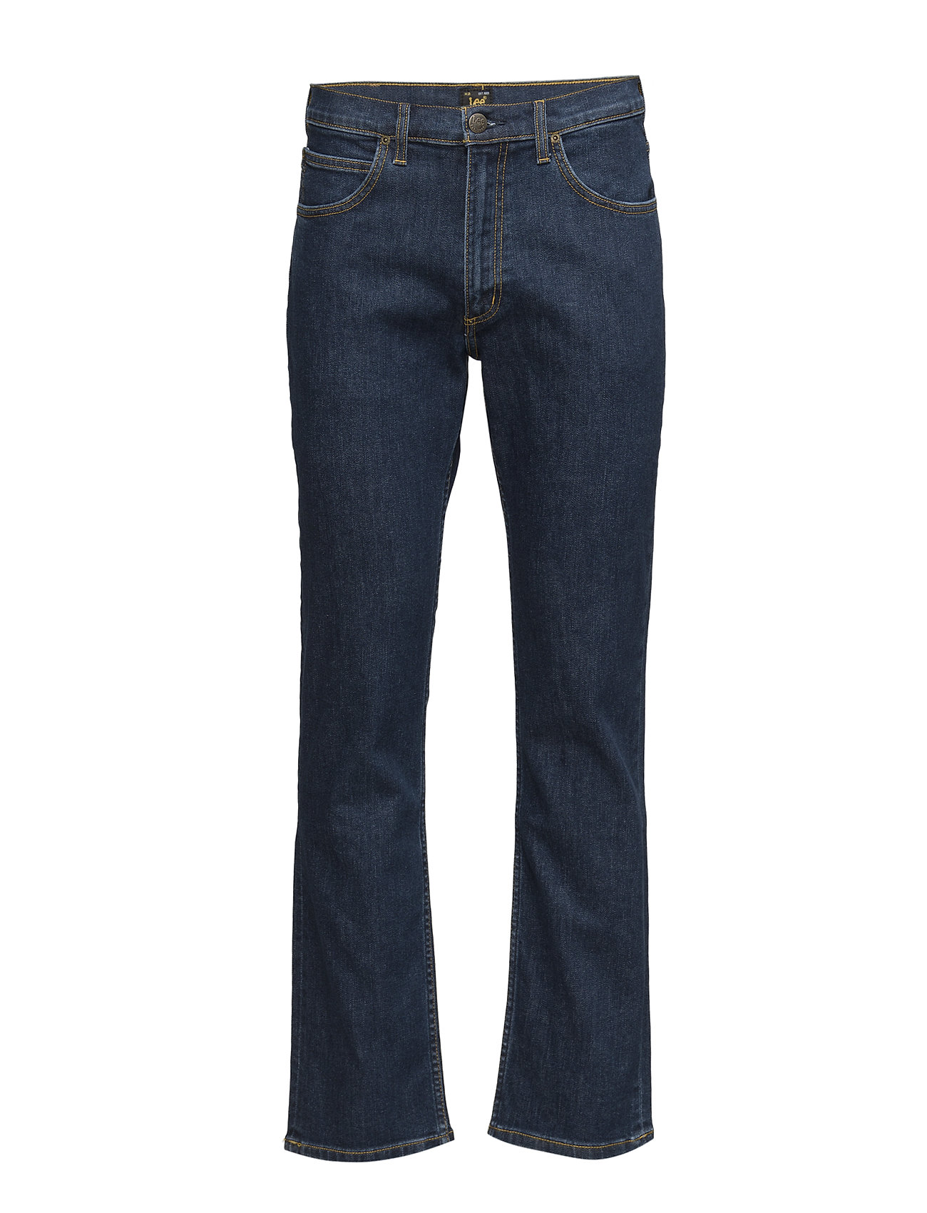 Lee Jeans BROOKLYN STRAIGHT - DARK STONEWASH