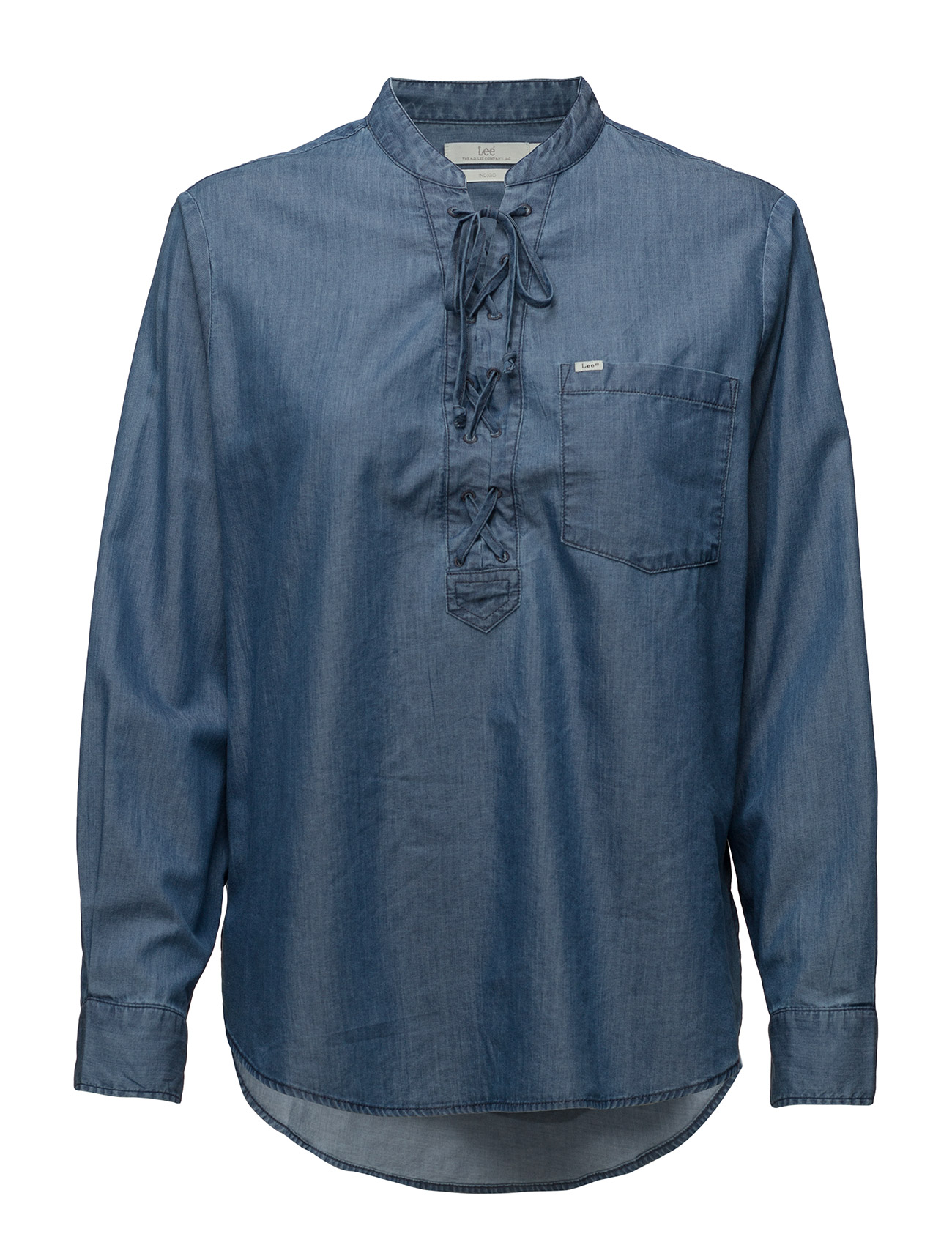 Lee Jeans DRAWCORD SHIRT Ögrönlar