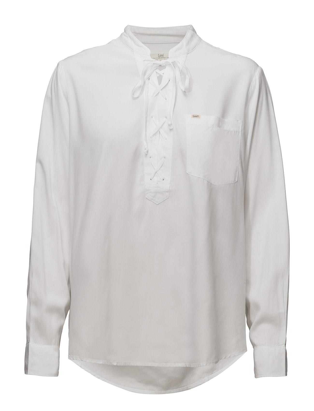 Drawcord Shirt