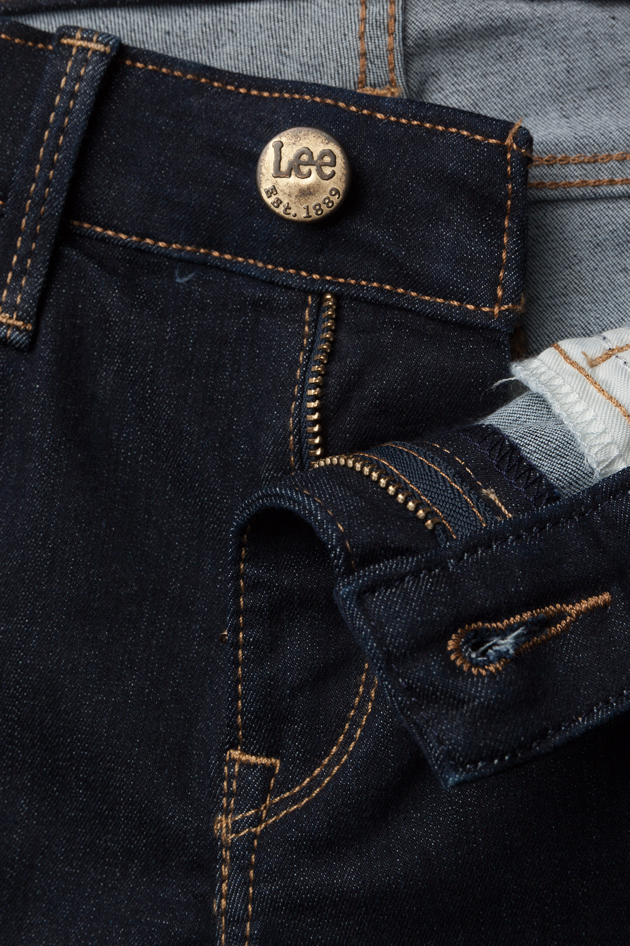 Lee Jeans - Scarlett - skinny jeans - rinse - 6
