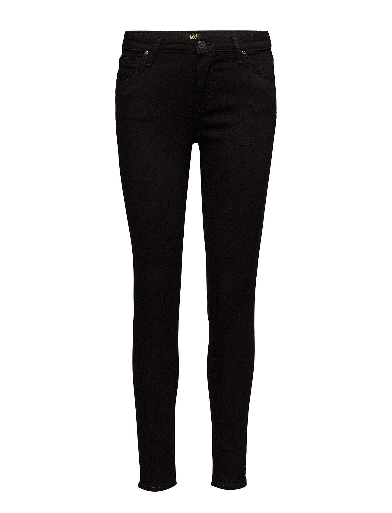 Lee Jeans - SCARLETT - slim jeans - black rinse - 1