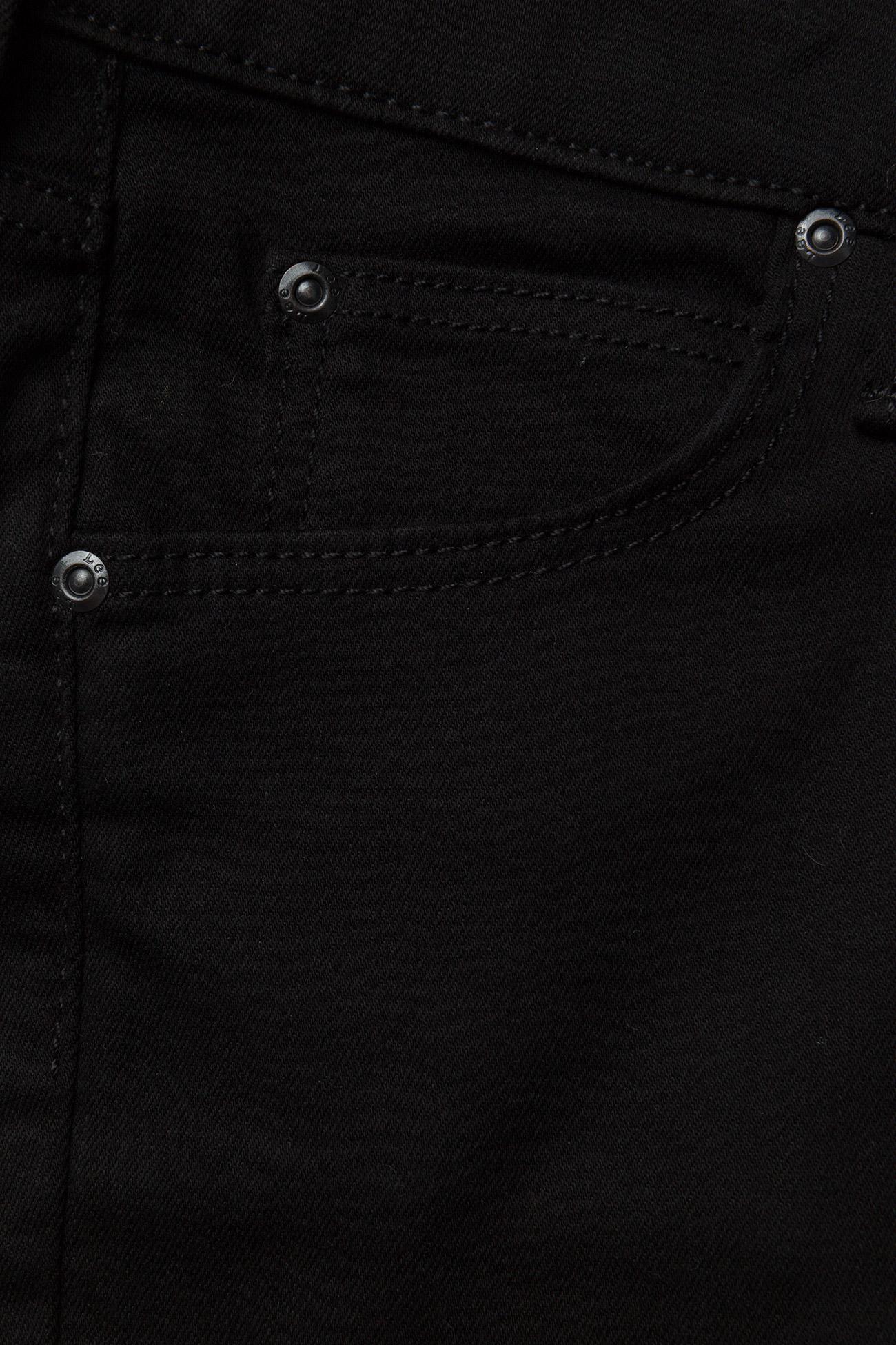 Lee Jeans - SCARLETT - skinny jeans - black rinse - 5