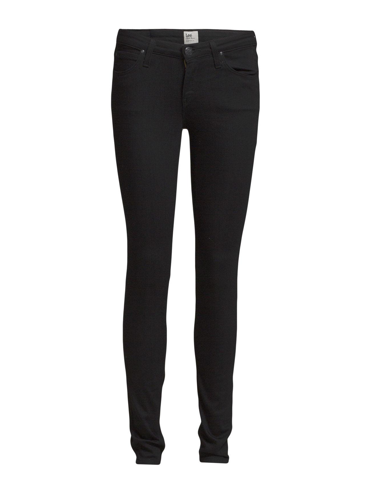 Lee Jeans SCARLETT svart RINSE Jeans