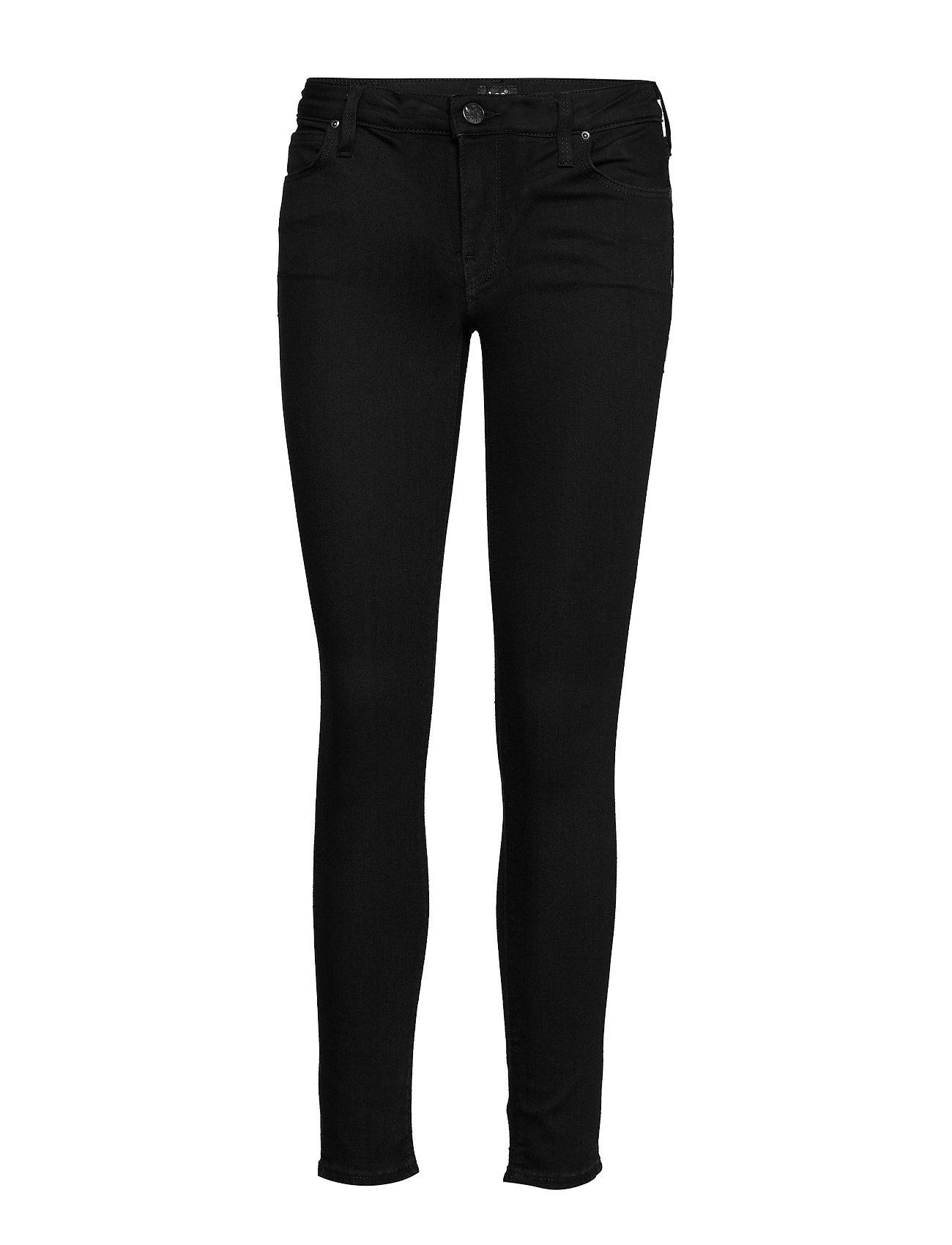 Lee Jeans SCARLETT - BLACK RINSE