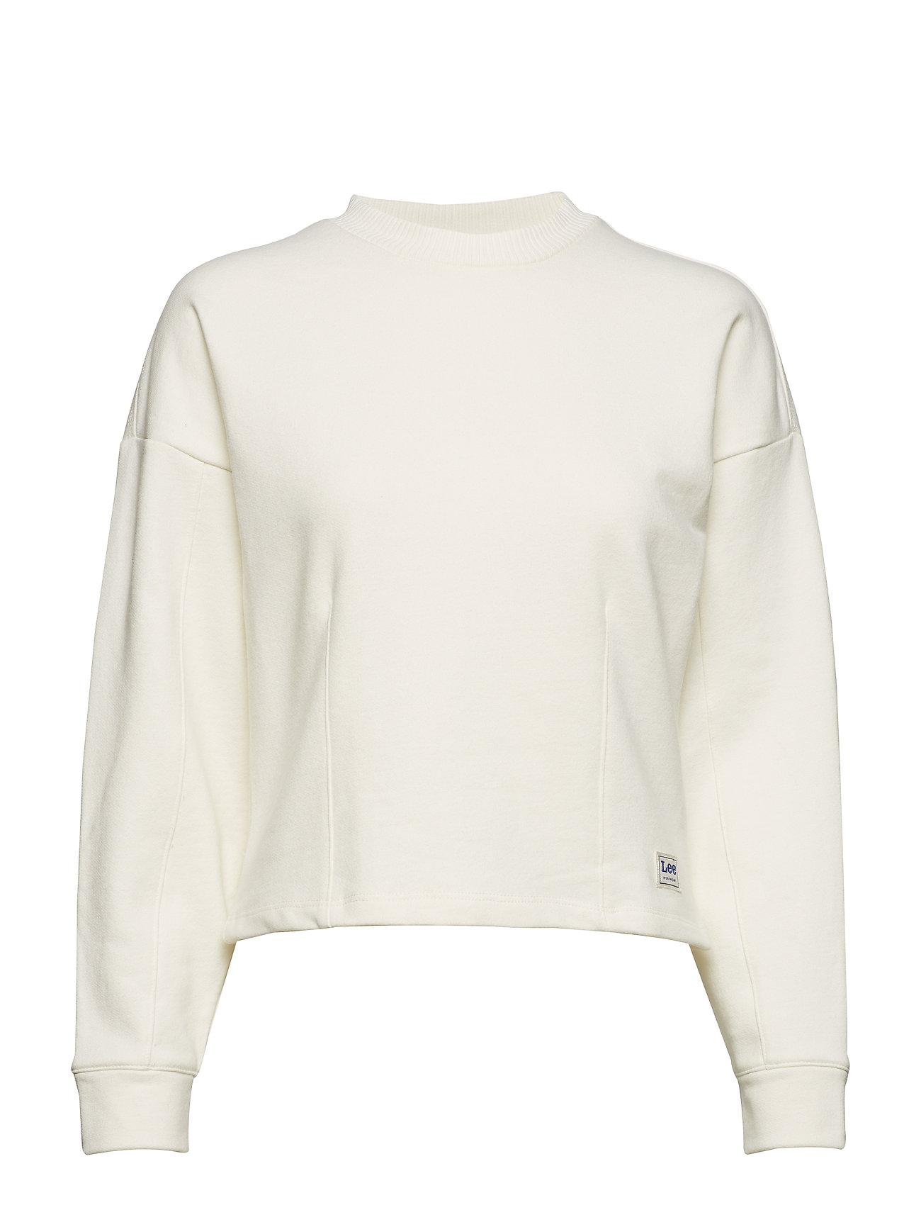 Lee Jeans Volume sweatshirt - VANILLA ICE