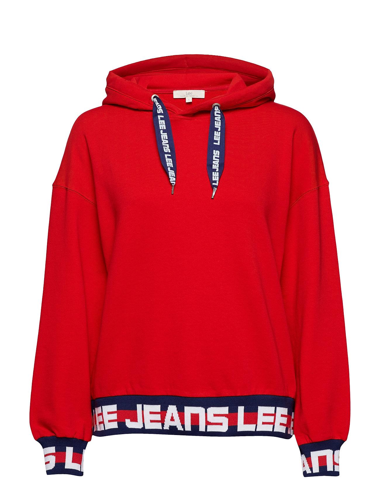Lee Jeans HOODIE SWS Ögrönlar