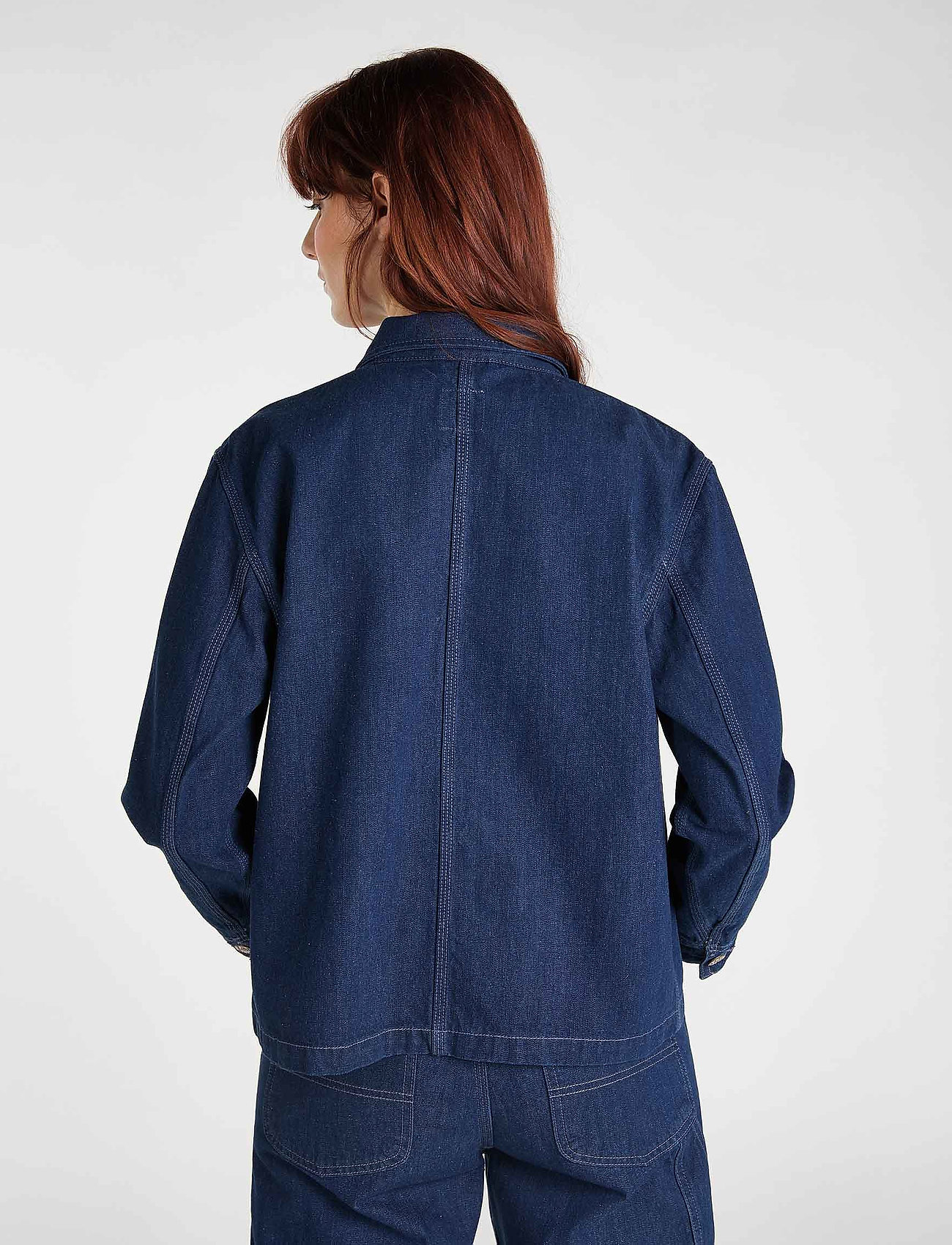 Lee Jeans Worker Chore Jacket - Jackor & Kappor