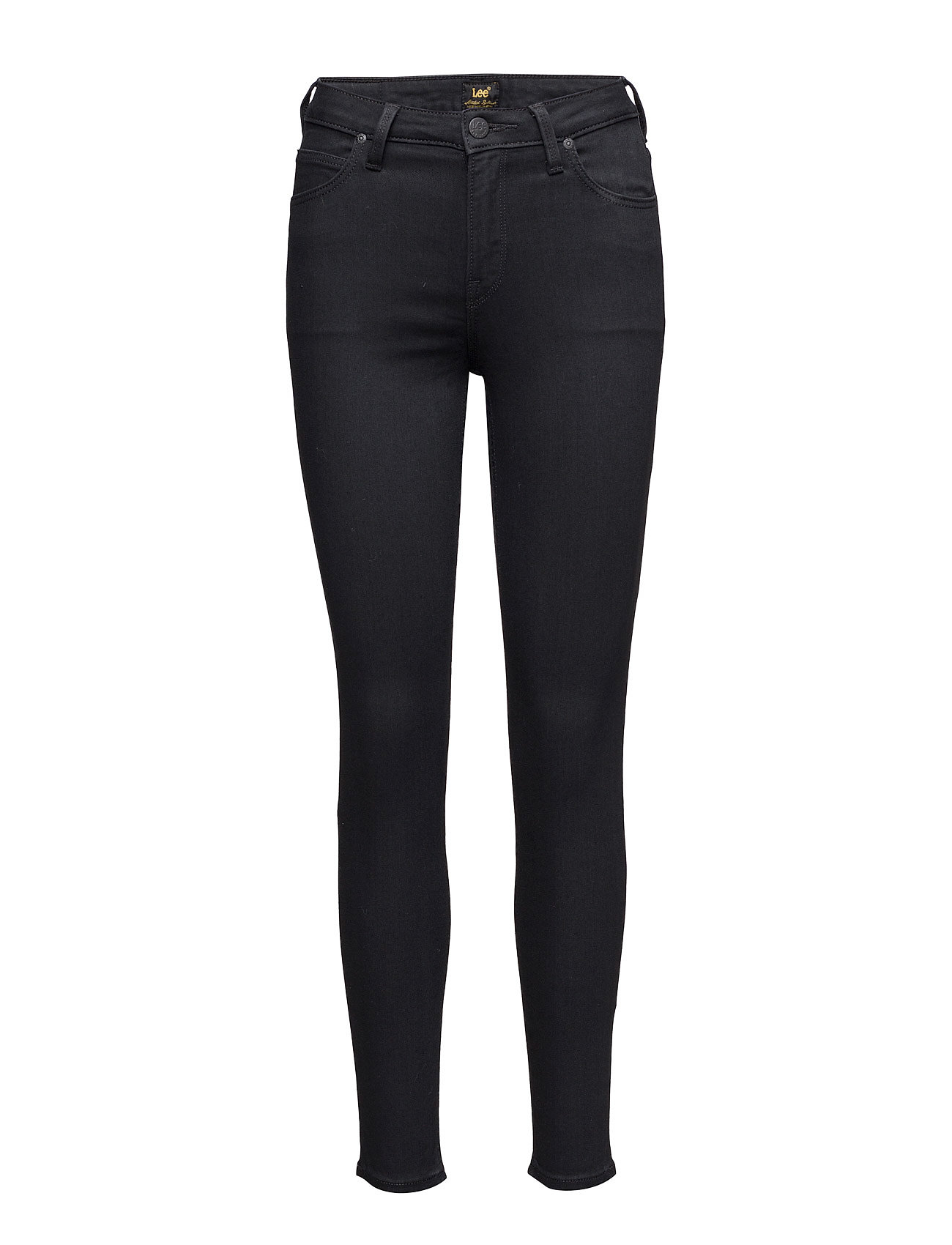1663eaa9 Scarlett High (Black Rinse) (£75) - Lee Jeans - | Boozt.com