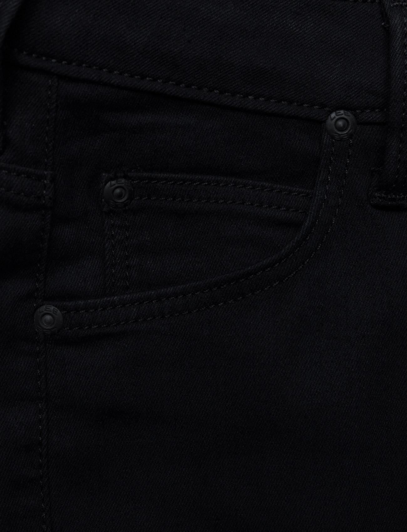 Lee Jeans - SCARLETT HIGH - skinny jeans - black rinse - 5
