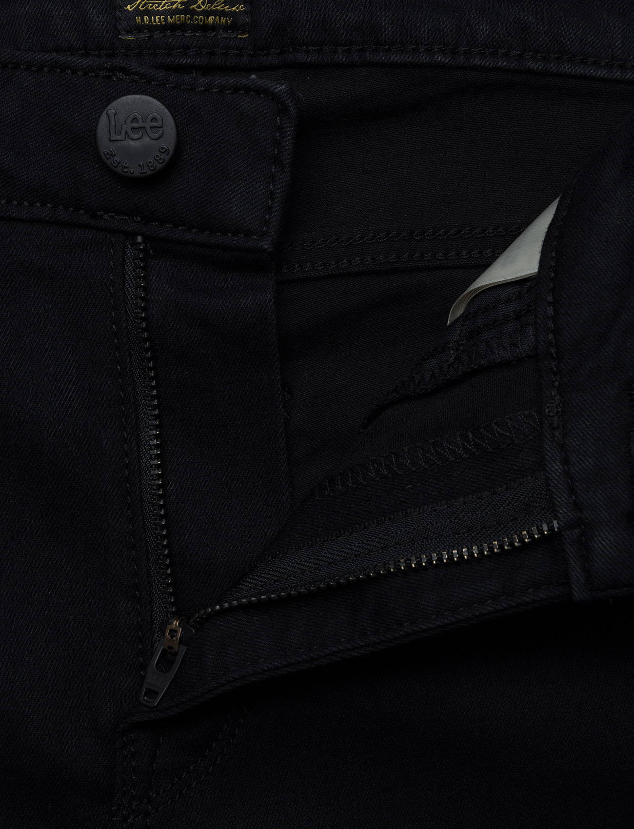 Lee Jeans - SCARLETT HIGH - skinny jeans - black rinse - 6