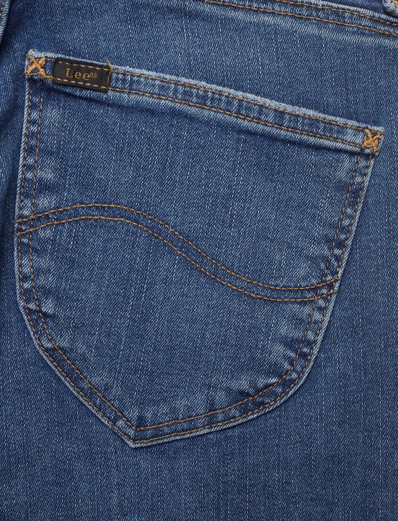 Lee Jeans - SCARLETT HIGH - skinny jeans - mid copan - 7