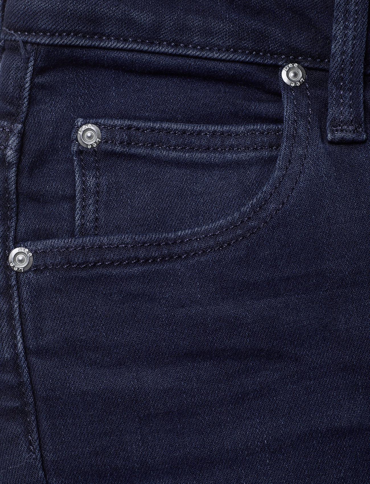 Lee Jeans - SCARLETT HIGH - skinny jeans - worn ebony - 3