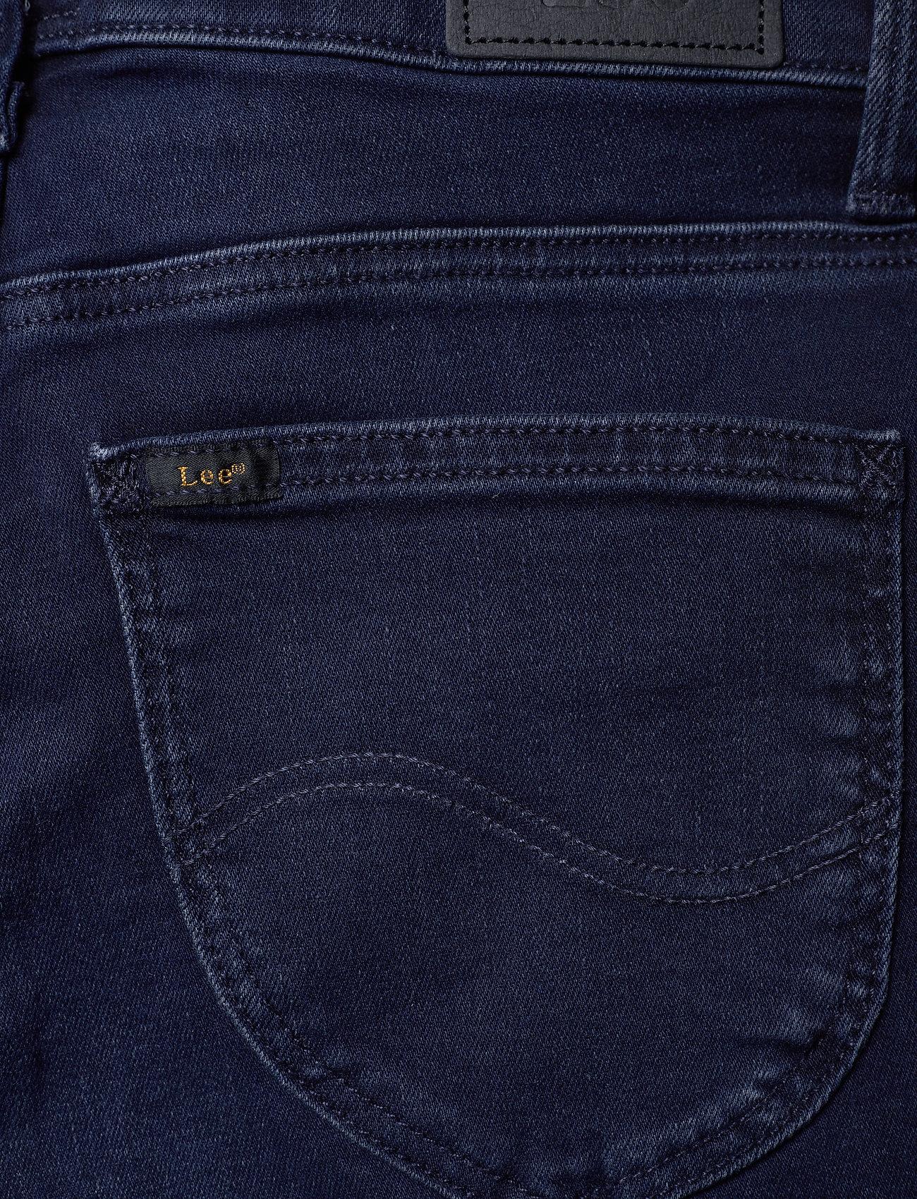 Lee Jeans - SCARLETT HIGH - skinny jeans - worn ebony - 5