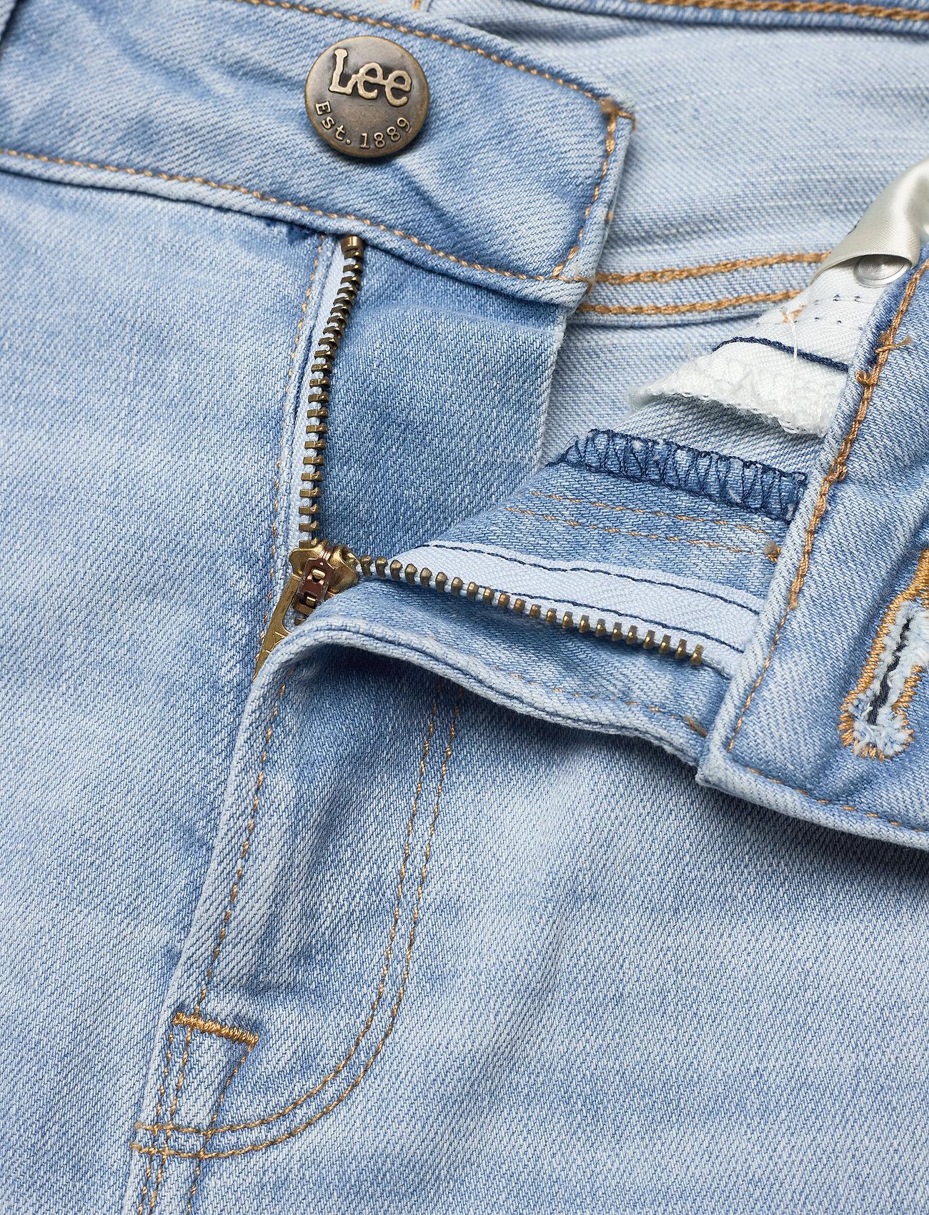 Lee Jeans - SCARLETT HIGH - skinny jeans - bleached azur - 3