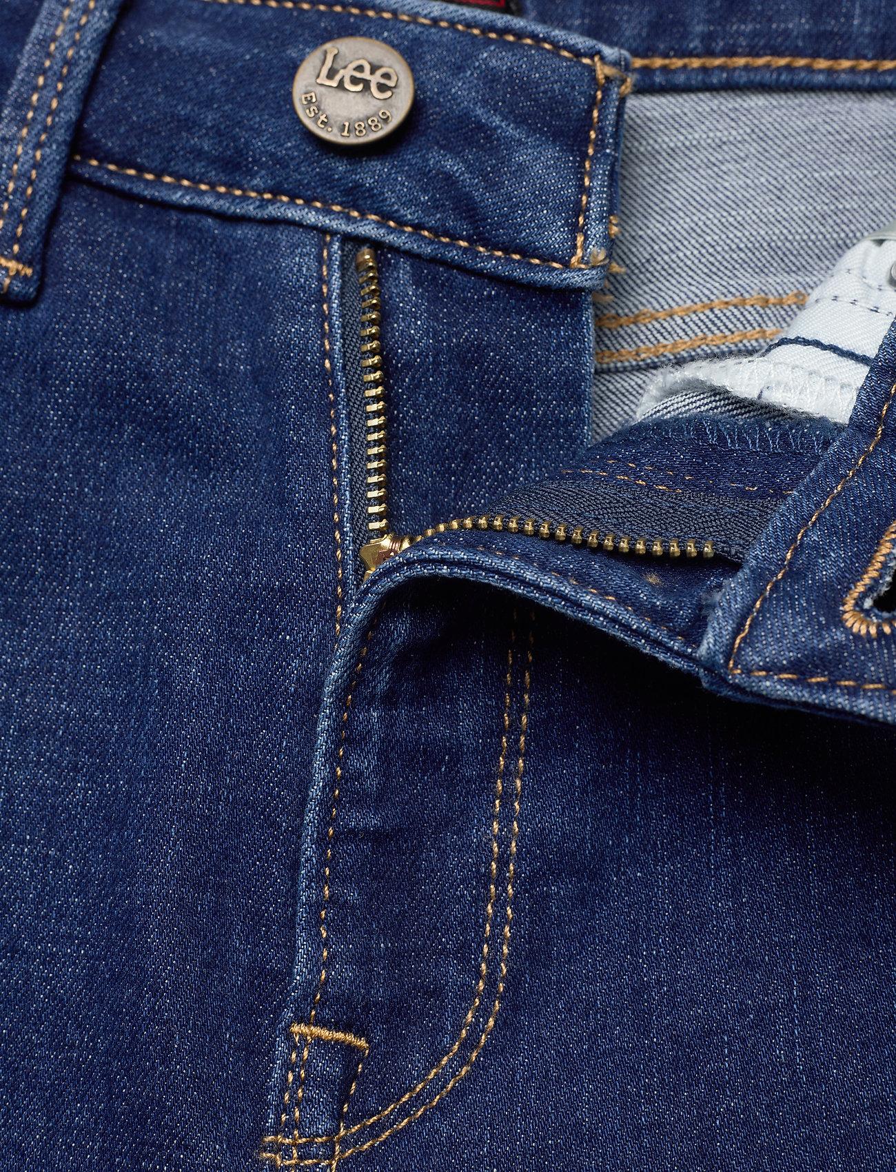 Lee Jeans - SCARLETT HIGH - skinny jeans - dark mono - 3