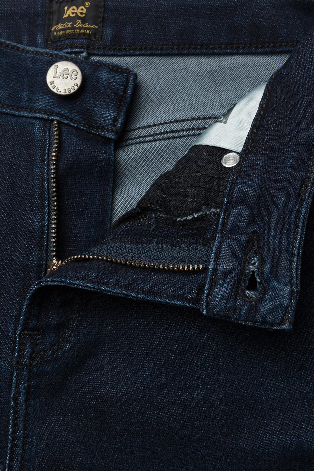 Scarlett High (Polished Indigo) (674.25 kr) - Lee Jeans