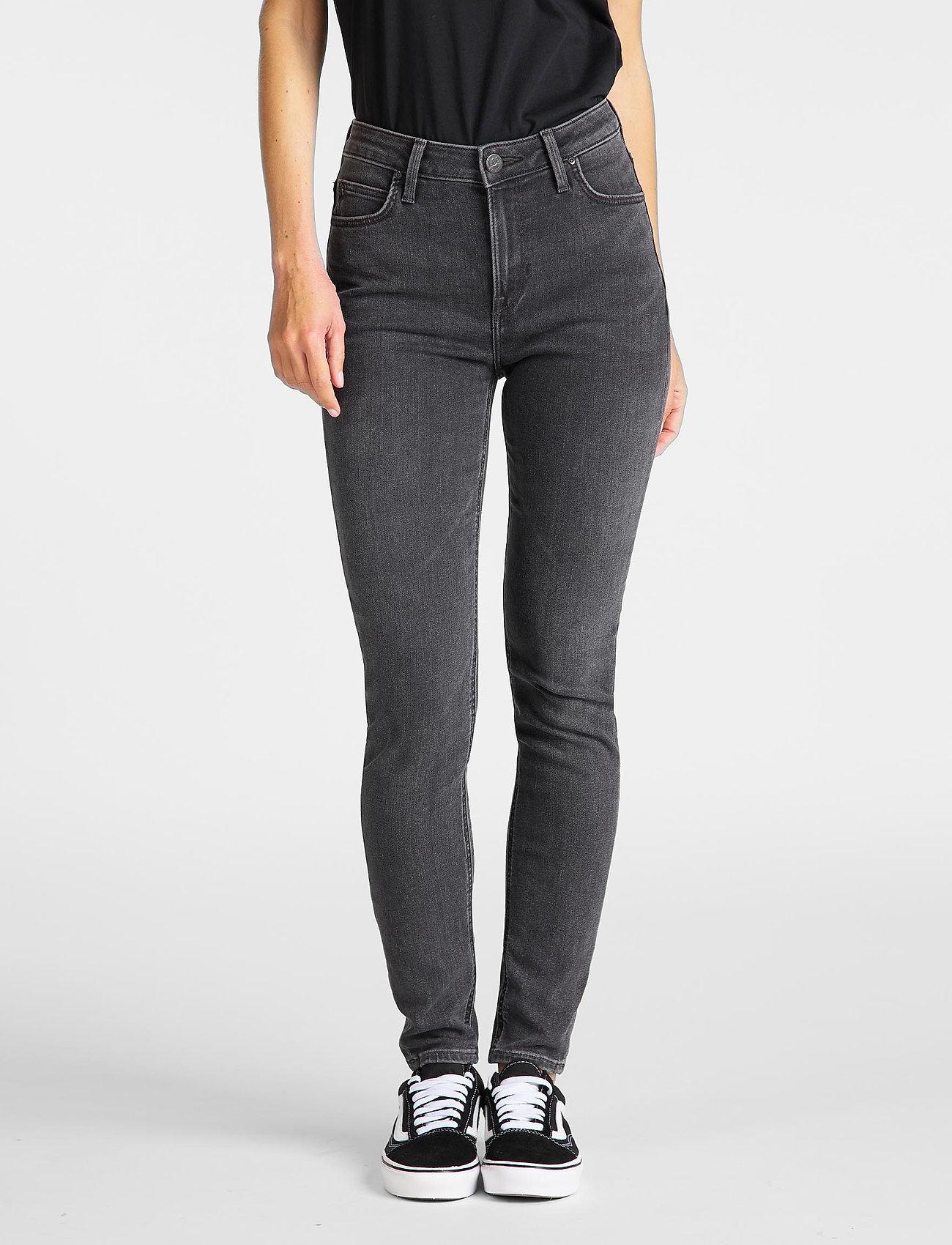 Lee Jeans - Scarlett High - skinny jeans - high bucklin - 0