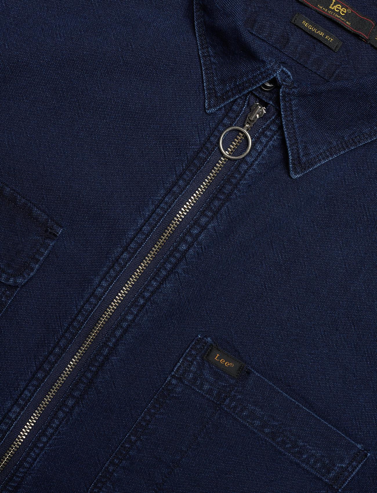 WorkerindigoLee Zip Zip Zip Jeans WorkerindigoLee Through Jeans Jeans Through Through Zip WorkerindigoLee EH92WDI