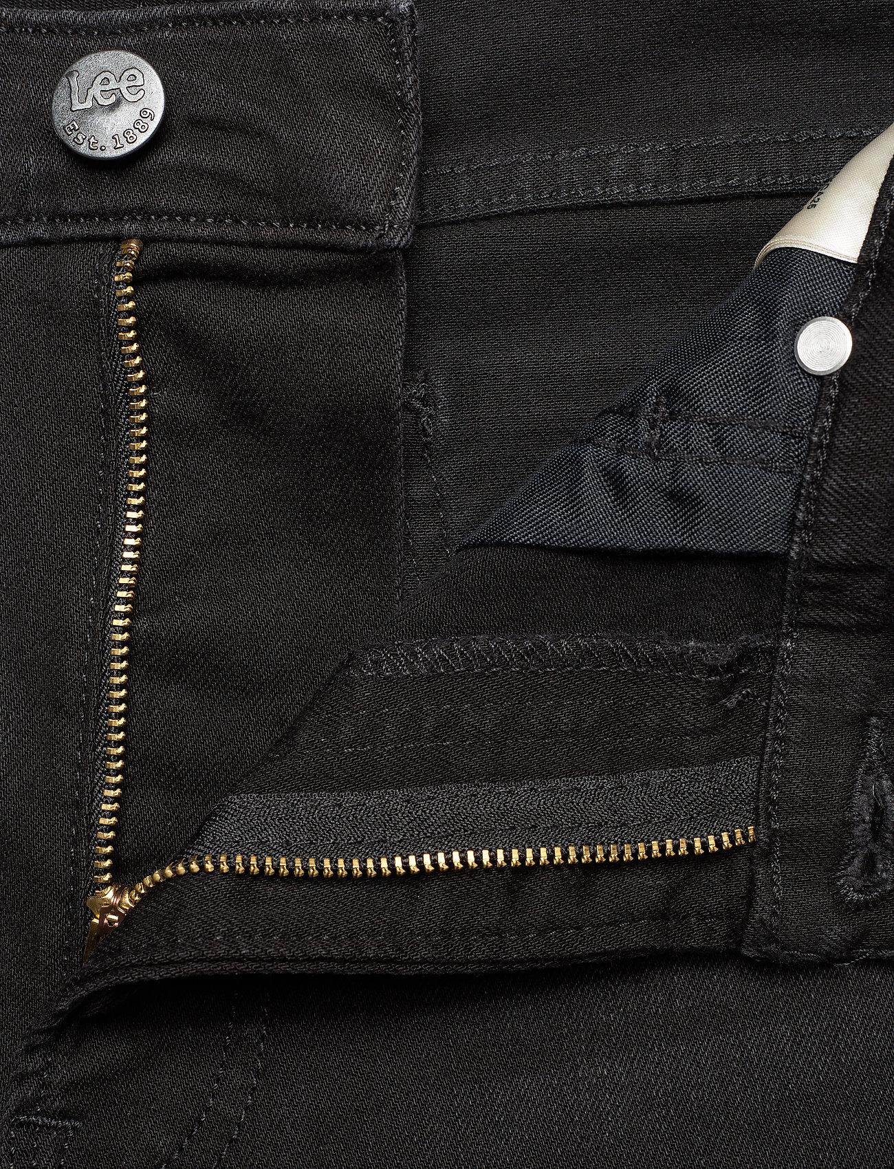 Lee Jeans Luke - Jeans MOTO BLACK - Menn Klær