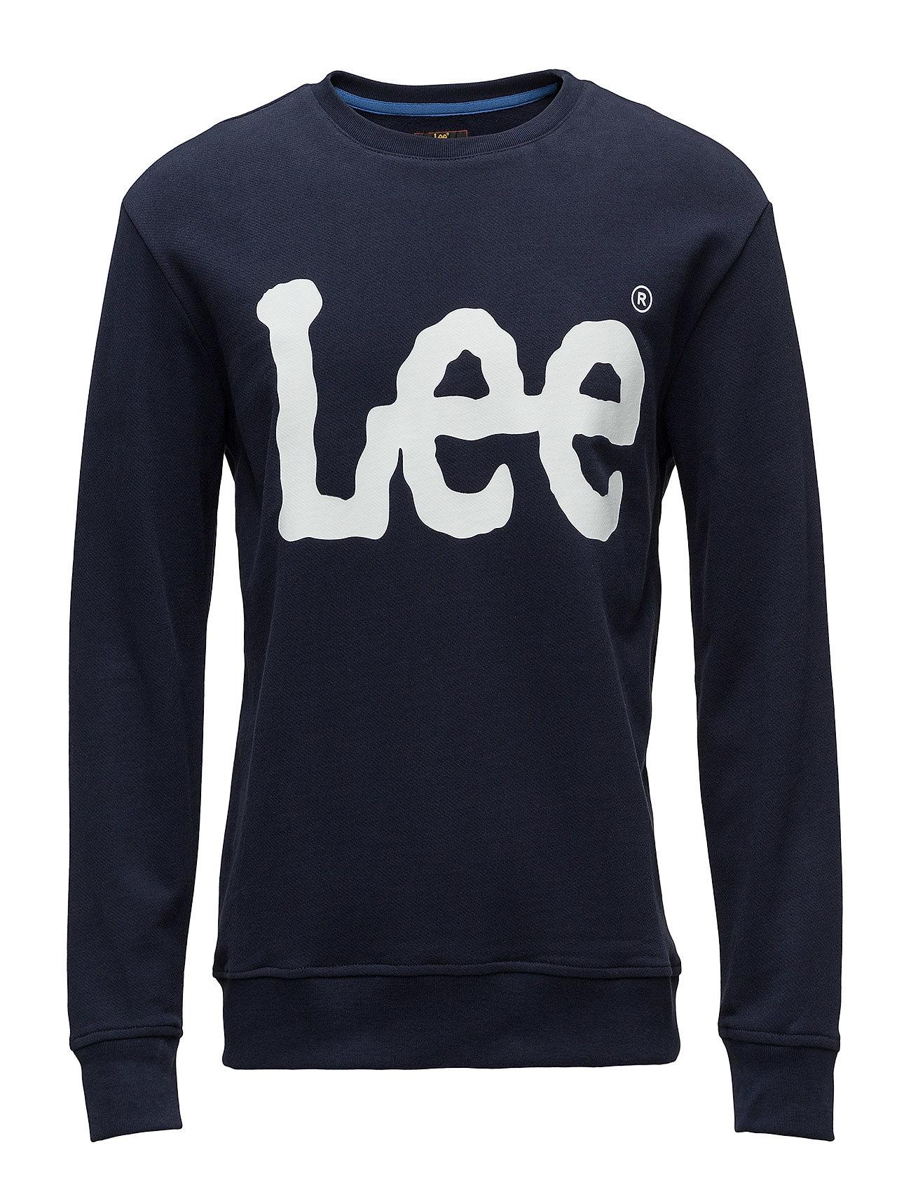 Lee Jeans LOGO SWS - NIGHT SKY