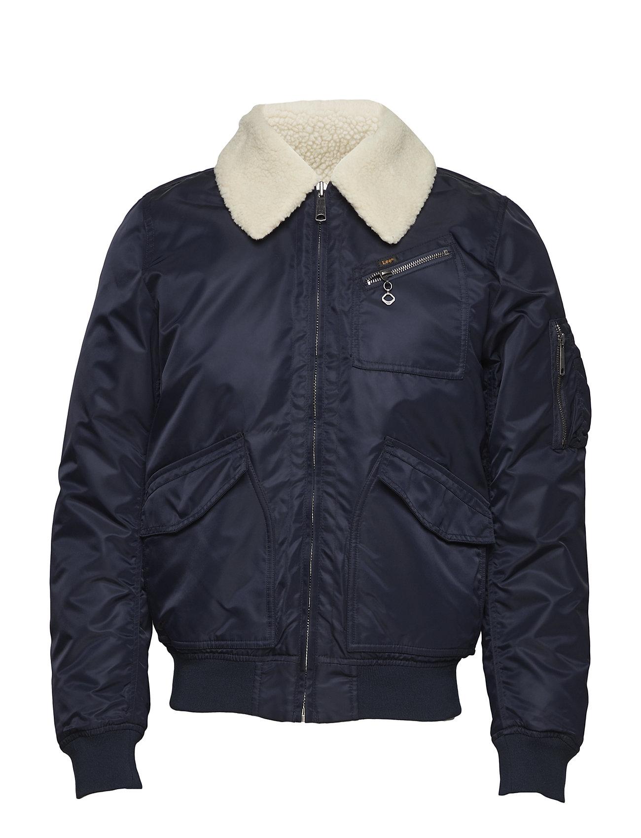 1659cfeb9cd Flight Zip Jacket (Night Sky) (£71.40) - Lee Jeans -