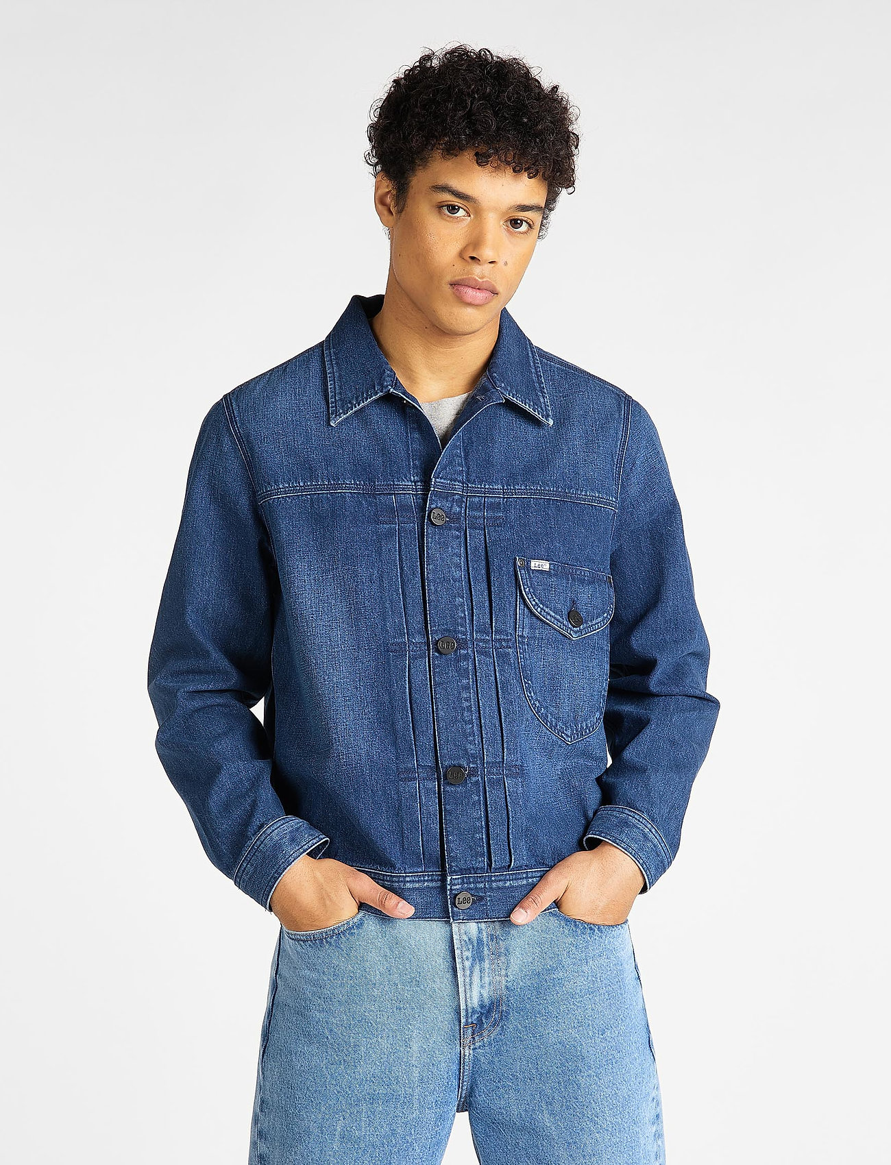 Lee Jeans - COWBOY JACKET - farkkutakit - vernon - 0