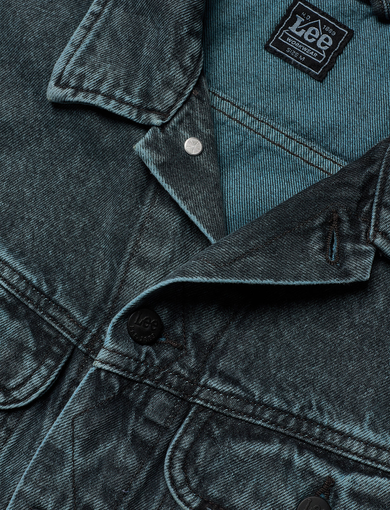 Lee Rider Jacket (Cerulean) (71.47 €) - Lee Jeans VnpcJ