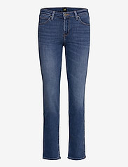 Lee Jeans - MARION STRAIGHT - straight jeans - mid refined - 0