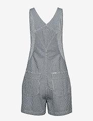 Lee Jeans - BIB SHORT - hickory stripe - 1