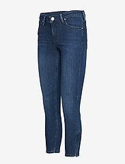 Lee Jeans - SCARLETT CROPPED - skinny jeans - sitka worn in - 2