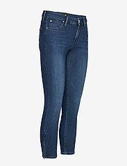 Lee Jeans - SCARLETT CROPPED - skinny jeans - sitka worn in - 3
