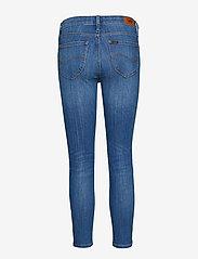 Lee Jeans - SCARLETT CROPPED - slim jeans - high blue - 2