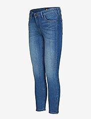 Lee Jeans - SCARLETT CROPPED - slim jeans - high blue - 3