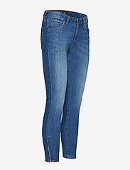 Lee Jeans - SCARLETT CROPPED - slim jeans - high blue - 4