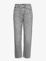 Lee Jeans - 90´S CAROL - straight jeans - grey sarandon - 0