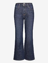 Lee Jeans - Carol Boot - schlaghosen - dark roberto - 0