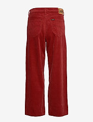 Lee Jeans - 5 POCKET WIDE LEG - vide bukser - biking red - 1