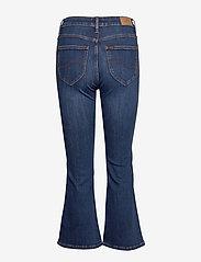 Lee Jeans - KICKED FLARE - schlaghosen - dark hunt - 1