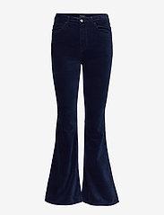 Lee Jeans - BREESE - flared jeans - midnight velvet - 0