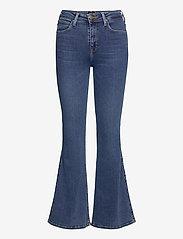 Lee Jeans - BREESE - schlaghosen - mid ely - 0