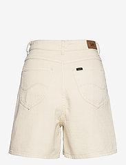 Lee Jeans - STELLA SHORT - bermudas - ecru - 1