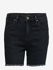 Lee Jeans - BOYFRIEND SHORT - denimshorts - pitch - 0