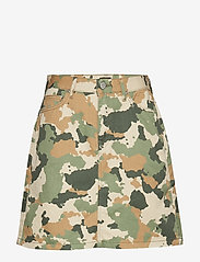 Lee Jeans - SEASONAL SKIRT - denimskjørt - camouflage - 0