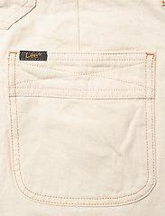 Lee Jeans - SEASONAL SKIRT - denimskjørt - off white - 4